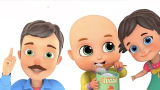 download lagu Johny Johny Yes Papa - Nursery Rhymes Collection From gratis