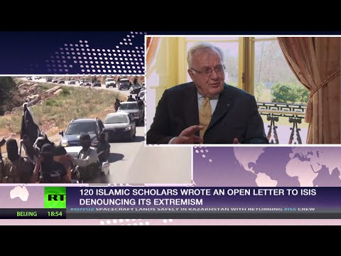 Stop buying oil from ISIS! - former CoE Sec Gen tells Western companies