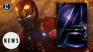 Avengers: Infinity War Release Date Moves Up One Week