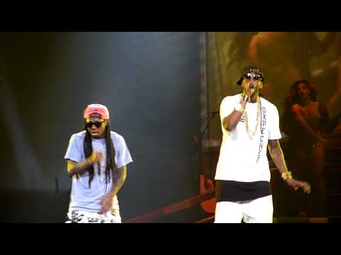 Lil Wayne Ft. 2 Chainz - Rich As Fuck Live!! video