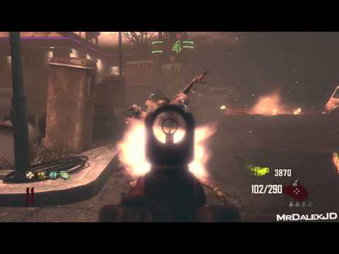 Black Ops 2 Zombies: How To Kill Electric Zombie/