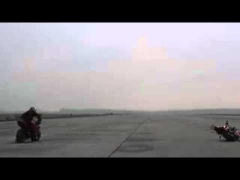 Opa Gangam Style En Moto video
