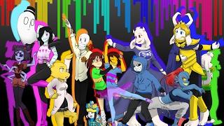 Комикс Dancetale-1| RUS озвучка