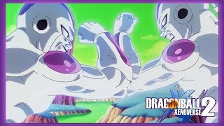 Download Lagu OLD SCHOOL VS NEW SCHOOL FRIEZA IN XENOVERSE 2! Gratis STAFABAND