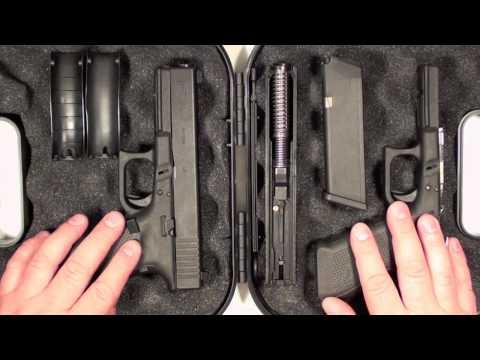 Glock 17 Gen 4 and Glock 22 Gen 4 - Review