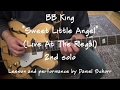 Lagu LESSON:  B.B.King - Sweet Little Angel (Live At The Regal) - 2nd Solo  100% Accurate