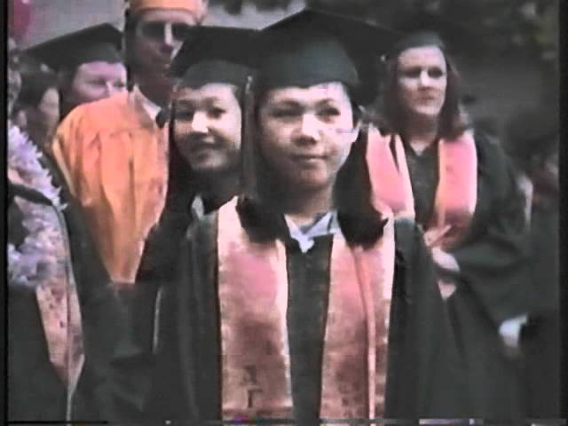 2001 Golden West College Graduation Ceremony