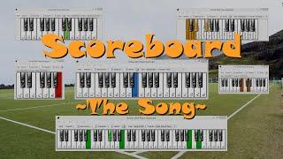 Apollos Hester - Scoreboard - Multiple Virtual Piano