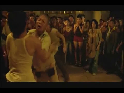 Juri Boyka VS Tony jaa