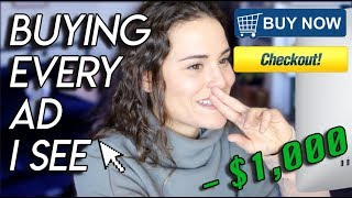 Download Lagu Buying EVERY Advertisement I See! ($1,000 CHALLENGE) | AYYDUBS Gratis STAFABAND