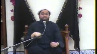 20th Muharram 1436-2014 - Moulana Kumail Mehdavi - Urdu - Khurasan