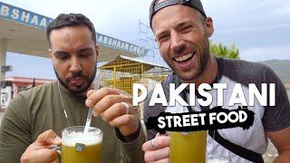 Pakistani Street Food - ISLAMABAD to BESHAM