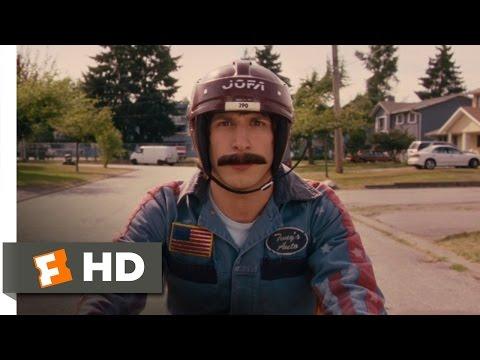 Hot Rod (1/10) Movie CLIP - Mail Truck Jump (2007) HD