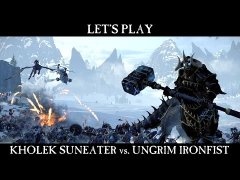 Total War: WARHAMMER - Kholek Suneater Let's Play [ESRB]