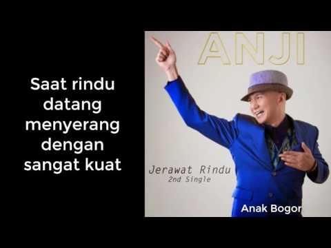 download lagu Anji Jerawat Rindu gratis