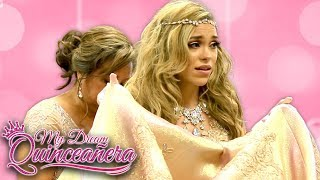 Quince Quick Change | My Dream Quinceañera  - Anika EP 6