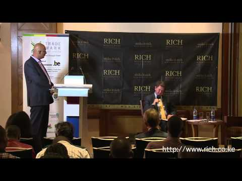 TradeMark East Africa CEO, Frank Matsaert on MindSpeak Business Club