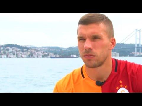 GSTV | Lukas Podolski'nin Kısa Pas Programı