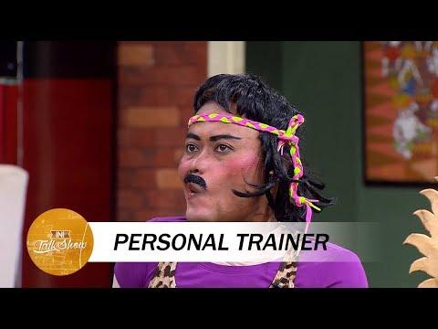 Baru Datang Personal Trainer ini Langsung Salsa