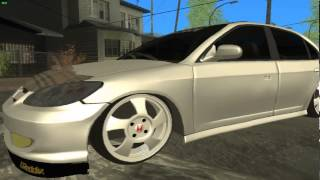 Honda Civic Vtec 2005 BBFİLMS NewCars 720p HD