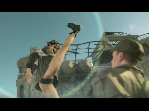 #3 Mgsv | Metal Gear Solid 5 - The Phantom Pain | Quiet Rape Scene