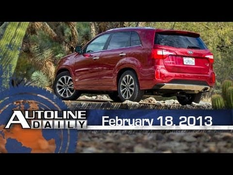 First Drive: 2014 Kia Sorento - Episode 1073