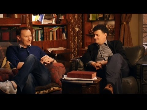 Steven Moffat & Mark Gatiss talk about 'The Fall' - Sherlock: Series 3 Episode 1 - BBC One