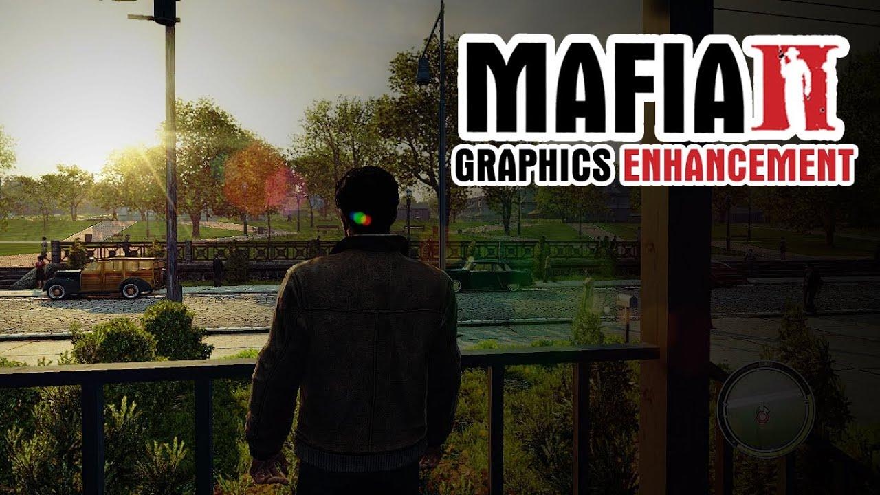 Mafia Graphics Mod Mafia ii Graphics Enhancement