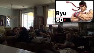 SUPER SMASH BROS ULTIMATE NINTENDO E3 - Group Reaction