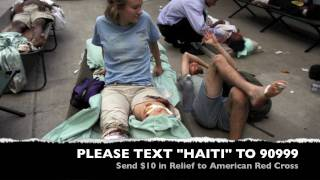 Help Haiti - Only You Can Do The Impossible