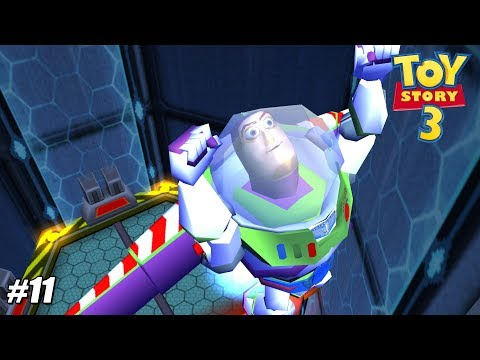 Toy Story 3: The Video Game PSP Playthrough Gameplay 1080p (PPSSPP) PART 11