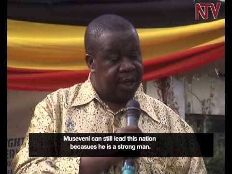 Otafiire castigates Museveni's critics