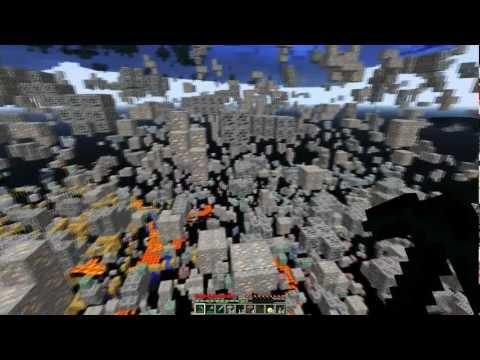Minecraft [1.7.4] - X-Ray/Flashlight Mod + Auto-Installer