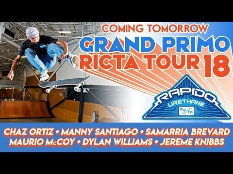 """Ricta's """"Grand Primo"""" Tour Video Premieres Tomorrow"""
