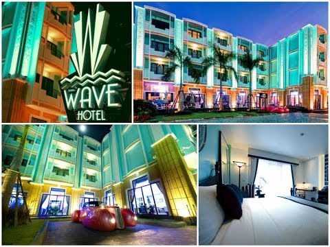 Wave Boutique Hotel Pattaya Beach Road