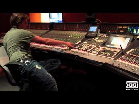 Workshop Mixage - SAE - Basse et Guitare - Episode 3