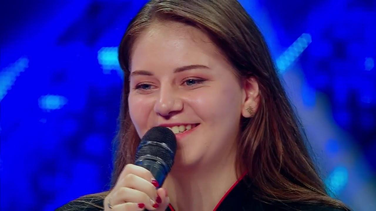 Prezentare. Melina Deneș, olimpică la chineză. Doar ea știe ce le-a zis juraților X Factor