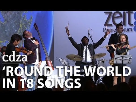 Round the World in 18 Songs (Live at Google Zeitgeist  12)