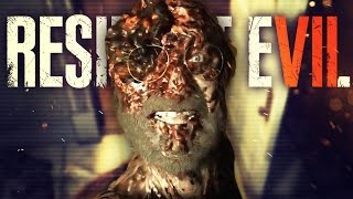 WHY WON'T YOU DIE!? | Resident Evil 7 - Part 2