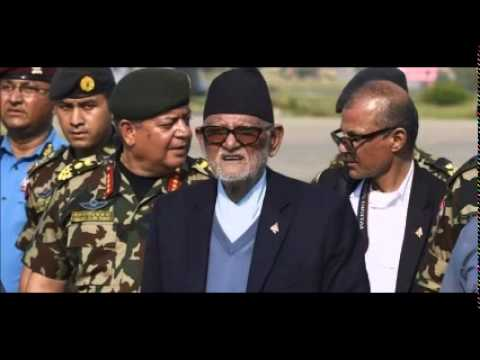 Nepal parties sign deal on six province federal model
