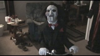 Building our Billy Puppet (from Saw)
