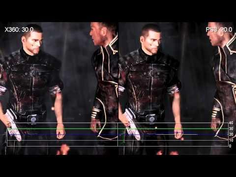 Mass Effect Xbox Controls ▶ Mass Effect 3 Xbox 360 vs