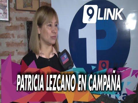 C9 - Patricia Lezcano en Campaña