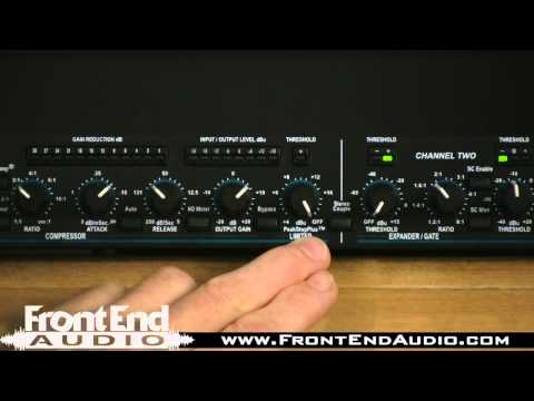dbx 1066 Dual Compressor Limiter Gate