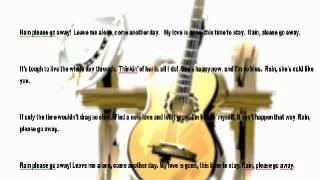 Watch Alison Krauss Rain Please Go Away video
