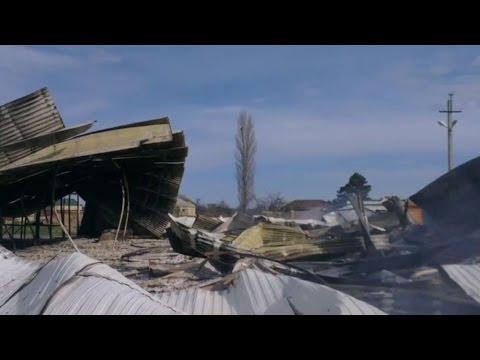 Salafi mosque burned down in Derbent