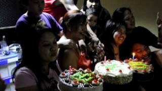 birthday celebration- leah, jenny & rhona