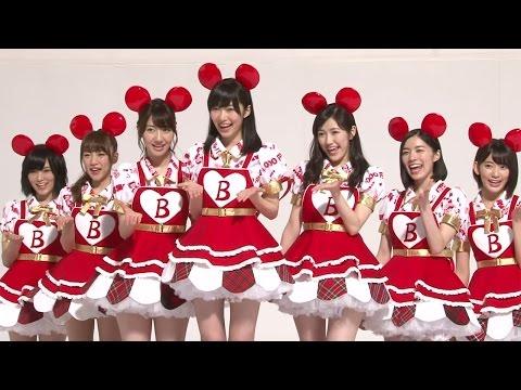 """AKB48新""""神7""""が出演!!バイトル「神7」新CM&メーキング映像"""