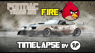 1978 Pontiac TRANS AM Firebird Virtual Tuning by RP DESIGN
