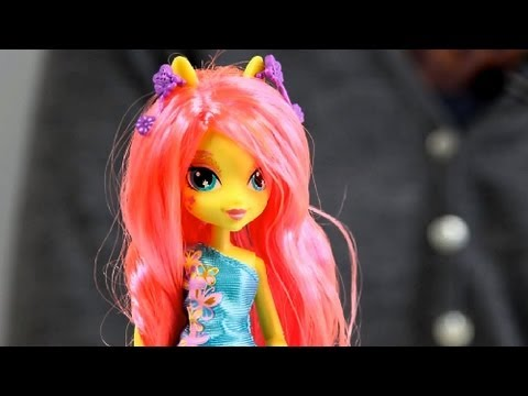 Fluttershy Doll with Accessory / Lalka Fluttershy z Akcesoriami - Equestria Girls - My Little Pony